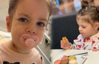 3 yaşındaki minik Eslem ilik nakli için yardım...