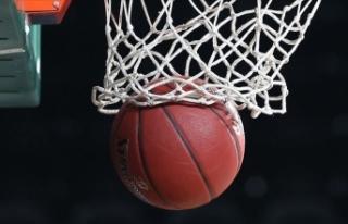 A Milli Erkek Basketbol Takımı İsveç'e konuk...