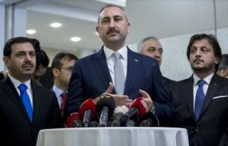Adalet Bakanı Gül: Cumhurbaşkanımız FETÖ ile...