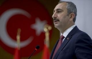 Adalet Bakanı Gül: İnfaz düzenlemesi yakın zamanda...