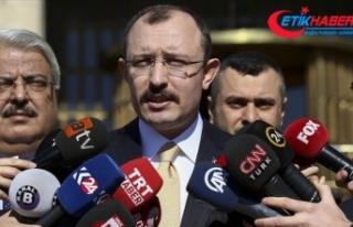 AK Parti Grup Başkanvekili Muş: İş Bankası hisseleri...