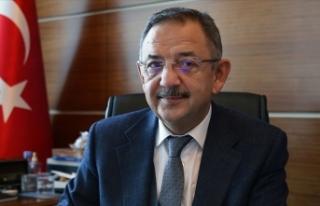 AK Parti Genel Başkan Yardımcısı Özhaseki'nin...