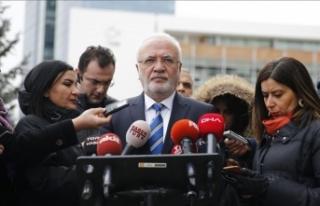 AK Parti Kayseri Milletvekili Elitaş'tan İlker...