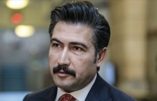 AK Parti'li Özkan: HDP'nin, ağzındaki...