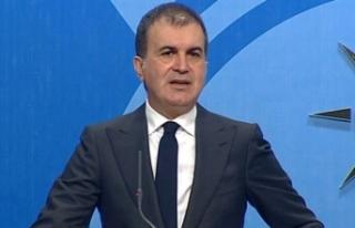 AK Parti Sözcüsü Çelik'ten MYK toplantısı...