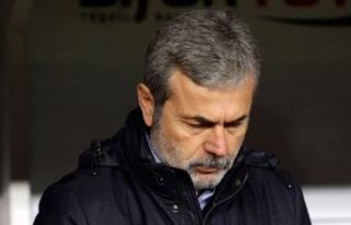 """Aykut Kocaman'dan Konyaspor'a """"veda""""..."""