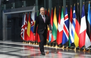 Bakan Akar: Türkiye bölgede barış ve istikrarı...