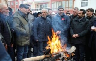 Bakan Soylu ve Kurum Elazığ'da çalışmalarını...