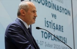 Ulaştırma ve Altyapı Bakanı Turhan: Koronavirüs...