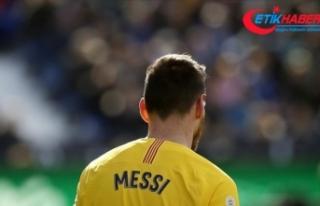 Barcelona'da Messi'nin kulüp yönetimini...