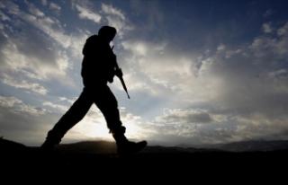 Barış Pınarı Harekatı bölgesinde 1 asker şehit...