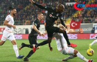 Beşiktaş iki hafta sonra kazandı