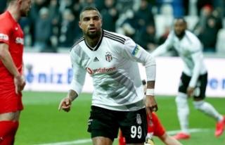 Beşiktaşlı futbolcu Boateng: Sergen hoca kulübü...