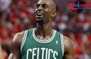 Boston Celtics, Kevin Garnett'in formasını emekli...