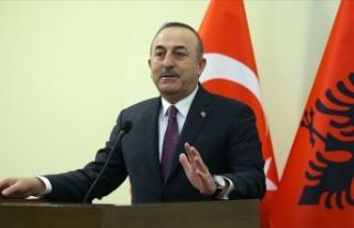 Çavuşoğlu: Türkiye'den bir heyet İdlib konusunu...