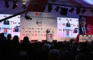CHP Genel Başkanı Kılıçdaroğlu: Kararlı adımlarla...