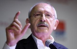 CHP Genel Başkanı Kılıçdaroğlu: Türkiye büyüyecekse...