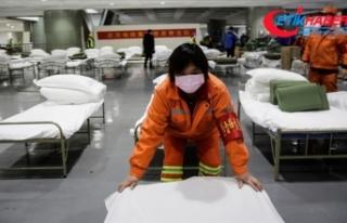 Çin'de yeni tip koronavirüsten can kaybı 1114'e...