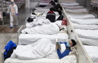 Çin'de korona virüsü nedeniyle ölü sayısı...