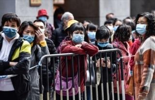 Çin'de yeni tip koronavirüs salgınında ölenlerin...