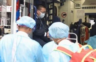 Çin'de 6 sağlık personeli Kovid-19'dan hayatını...