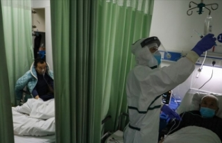 Çin'de yeni koronavirüs salgınından ölenlerin...