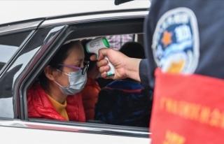 Çin'de yeni tip koronavirüs salgını üst...