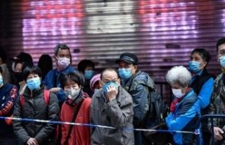 Çin'de yaşayan ABD vatandaşı koronavirüs...