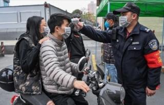 Çin'den ABD'ye tahliye edilenler arasında...
