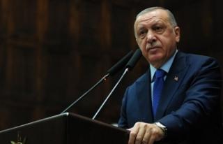 Cumhurbaşkanı Erdoğan: 'Rejim güçlerini...