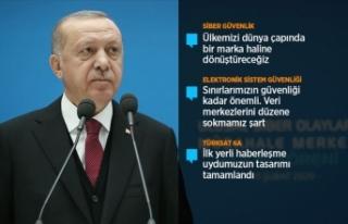 Cumhurbaşkanı Erdoğan: Sanal dünyaya asla teslim...
