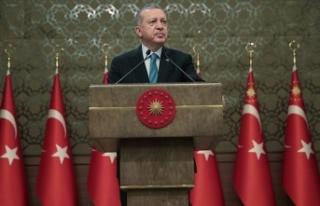 Cumhurbaşkanı Erdoğan: Sözde 'Yüzyılın...