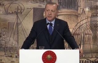 Cumhurbaşkanı Erdoğan: Şu ana kadar 2 bin 100'ün...
