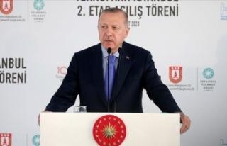 Cumhurbaşkanı Erdoğan: Türkiye'nin geleceği...