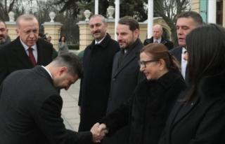 Cumhurbaşkanı Erdoğan, Ukrayna Devlet Başkanı...
