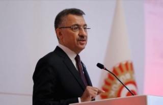 Cumhurbaşkanı Yardımcısı Oktay: Güçlenen demokrasimiz...