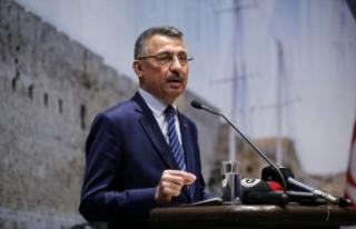 Cumhurbaşkanı Yardımcısı Oktay: 'Kapalı Maraş...
