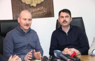 """""""Deprem Elazığ'ın yapı stokunun yüzde..."""