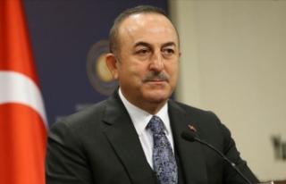 Dışişleri Bakanı Çavuşoğlu: Bize yönelik saldırıları...