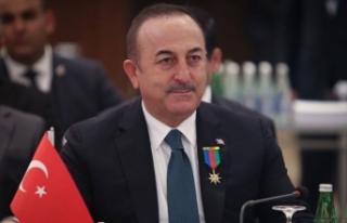 Dışişleri Bakanı Çavuşoğlu: İdlib'deki...