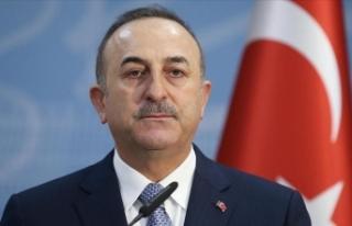 Dışişleri Bakanı Çavuşoğlu: Pazartesi günü...