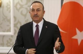 Dışişleri Bakanı Çavuşoğlu: Rejimin garantörleri...