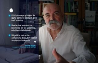 Ercan Kesal: Telefon zillerinin farklı çalabileceğine...