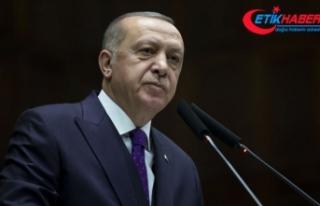 Erdoğan: Askerimize yapılan saldırı Türkiye açısından...