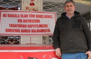 Gizemli hayırsever İzmir'de de ortaya çıktı:...