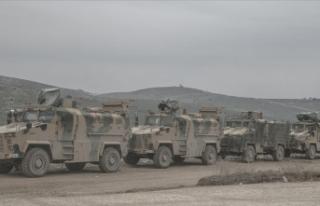 İdlib'deki gözlem noktalarına komando takviyesi...