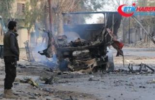 Ilımlı askeri muhalifler İdlib'in güneyinde...