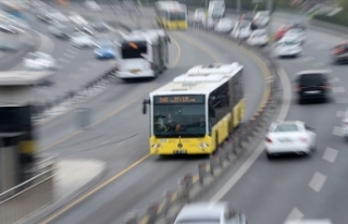 İstanbul'da yeni toplu ulaşım tarifesi uygulanmaya...