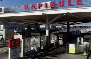 Kapıkule Sınır Kapısı'ndan 7 milyon yolcu...