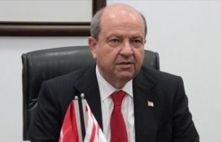 KKTC Başbakanı Tatar: Türkler Doğu Akdeniz'de...